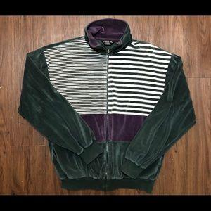 🔥 Vintage Christian Dior Velour track jacket 🔥